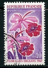 STAMP / TIMBRE FRANCE OBLITERE N° 1528 FLORALIES D'ORLEANS