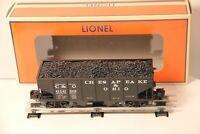 Lionel 6-81701, C&O 50-Ton Twin Hopper, #61680, New In Box , C-10          -t