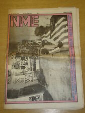 NME 1981 JAN 17 WAH HEAT COSTELLO MIKEY DREAD THE URGE