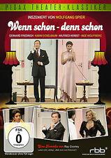 Wenn schon denn schon * DVD Komödie Ray Cooney Wolfgang Spier Pidax Neu Ovp