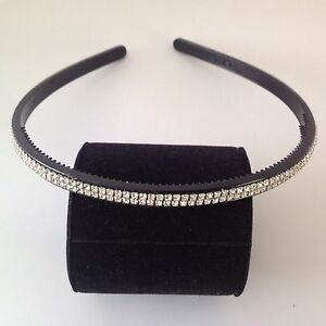 Diamante Hair Band.Alice band.Child or Adult. Weddings.bridal.proms.parties.