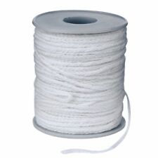 60M 2MM Spool Cotton Square Braid Candle Wicks Wick Core Candle Making Supplies