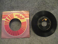 "45 RPM 7"" Record Elvis Presley Playing For Keeps & Too Much RCA Victor 47-6800"