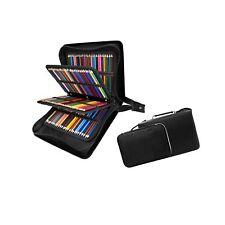 200 + 16 Slots Pencil Case & Extra Pencil Sleeve Holder - Bundle for Prismaco.
