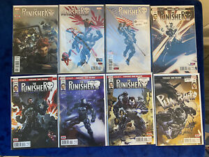 The Punisher 218-219 1st Appearance Of Punisher As War Machine + Bonus Lot NM