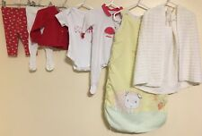 Baby Girls Bundle de Vêtements Âge 3-6 mois Mothercare OBAIBI < D1085