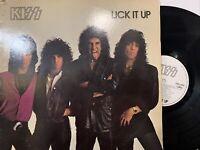 Kiss – Lick It Up LP 1983 Mercury – SRM-1-4082 VG//VG Canada