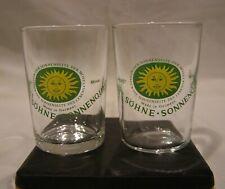 2 Schmitt Sohne Wine Taster Glasses Longuich Mosel Germany