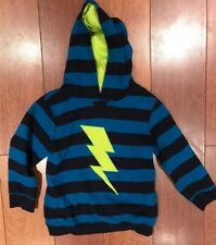 """Flash"" Hooded Sweatshirt Size 5-6Y"