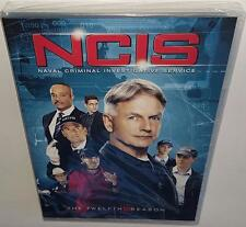 NCIS COMPLETE SEASON 12 BRAND NEW SEALED R1 DVD