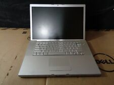 "APPLE MACBOOK PRO 5.4"" A1211 C2D 2.16GHZ 1GB RAM **NO HD/ NO CADDY/ NO OS**"