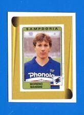 CALCIATORI PANINI 1998-99 Figurina-Sticker n. 426 - MANNINI - SAMPDORIA -New