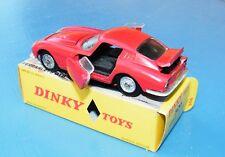 Aufkleber für Dinky 1432 Ferrari 312P Le Mans Ref