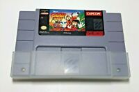 Disney's Goof Troop Super Nintendo SNES Video Game Cartridge Vintage Retro Rare