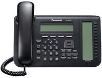 Panasonic KX-NT553 Telephone Landline System Business Voip without Power Supply