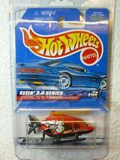 MONMC 2000 SEEIN' 3-D SERIES Hot Wheels PROPPER CHOPPER #009