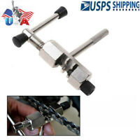 Bike Chain Splitter Breaker Bicycle Cycling BMX Steel Removal Rivet Tool US
