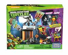 MEGA BLOCKS Teenage Mutant Ninja Turtles DPF64 / Turtle Dacheinsatz
