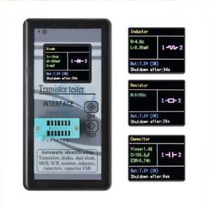 "1.8"" M328 TFT LCD Display Transistor Tester Diode Checker Capacitance Meter"