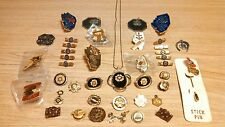 VFW PINS LOT +OTHER ITEMS