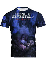 Avenged Sevenfold Nightmare t shirt all over all size