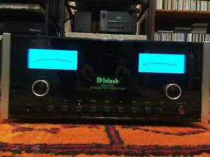McIntosh MA6300 Last Serie  integrated amplifier LIKE NEW with PHONO