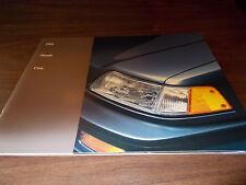 1989 Honda Civic Sales Catalog