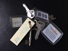 More details for 🏖vintage butlins warners pontins holiday camp chalet door keys rare memorabilia