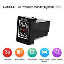 Car TPMS Tire Pressure Wireless Monitoring System +4 Internal Sensors For Honda