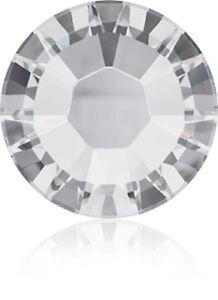 Swarovski 2038 Flatback SS-8(2.35mm) Hotfix -Crystal Factory Pack- 1440 Beads