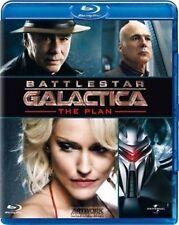 Blu Ray BATTLESTAR GALACTICA - The Plan - (2009) **Contenuti SpecialI**...NUOVO