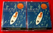 Yann Martel Life Of Pi 4-Tape Audio Book Kerry Shale