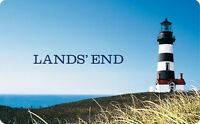 Lands' End® Gift Card - $25 $50 or $100 - Email delivery