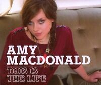 Amy MacDonald This is the life (2007; 2 tracks) [Maxi-CD]