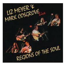 LIZ MEYER & MARK COSGROVE - Regions Of The Soul  CD 00 Strictly