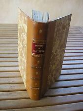 Vanderbourg : POESIES de Marguerite-Eleonore CLOTILDE Madame de Surville 1824