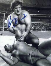Bruno Sammartino Signed Autographed 8x10 Photo - w/COA WWF WWE Hall Of Famer