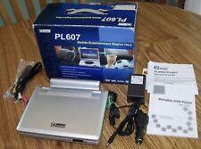 "_Mustek PL607 7"" Portable DVD Player: ALL ACCESSORIES BUNDLE Case Cords Charger+"