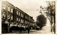Finsbury Park near Highgate. Lambton Road.