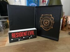 Resident Evil 3 Remake Detective S.T.A.R.S pin badge 1,000 made IN STOCK