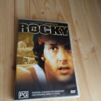 ROCKY 2 & 3 Sylvester Stallone DVD Sports ACTION BOXING MOVIE R4 PAL 2 Disc Set