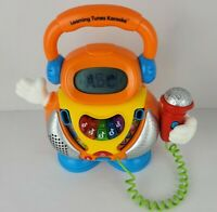 VTech Learning Tunes Karaoke Sing Along Microphone Lights Sounds