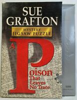 Bepuzzled Classic Mystery Jigsaw Puzzle A Poison That Leaves No Trace 1000pc