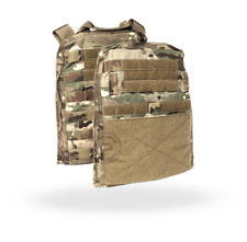 Crye Precision - AVS Standard Plate Pouch / Platebag Set - Multicam - Medium