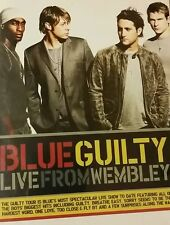 Blue - Live From Wembley DVD