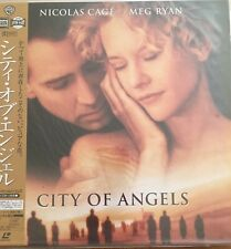 Laserdisc City Of Angels Jap OBI