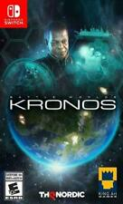Battle Worlds: Kronos (Nintendo Switch, 2019) Brand New Factory Sealed