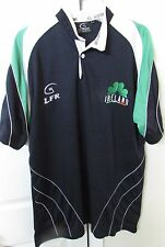 Life for Rugby LFR Ireland Short Sleeve Rugby Shirt Large EUC