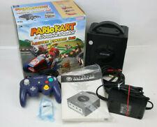 Nintendo Gamecube Konsole OVP Mario Kart Limited Edition Pak + Zubehörpaket