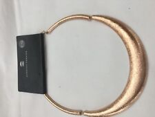 Dorothy Perkins Gold Necklace Cubic Zirconia Letter A Cute Jewellery RRP £6.50